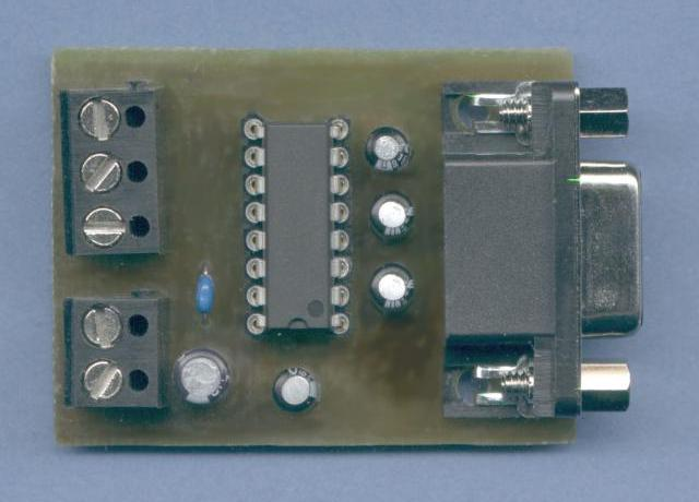 [Picture of the PCB]