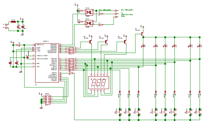 [schematic of panel]